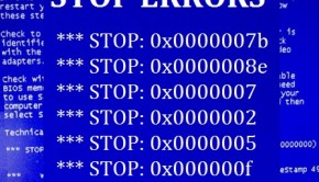 STOP errors - Featured - WindowsWally