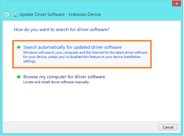 Windows 8.1 Audio - Device Manager - Update Driver Software... - 2 - Windows Wally