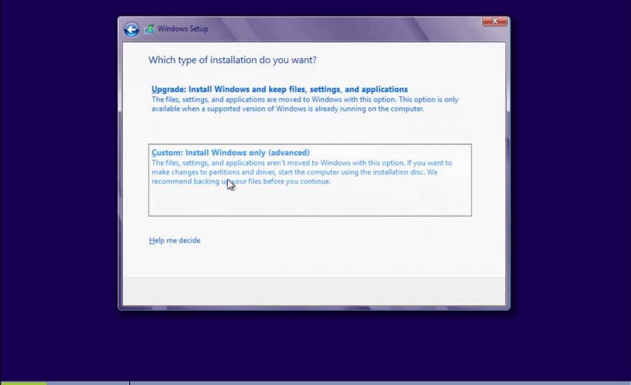 Install Windows 8 - 2 -  Pre-Install 6 - WindowsWally