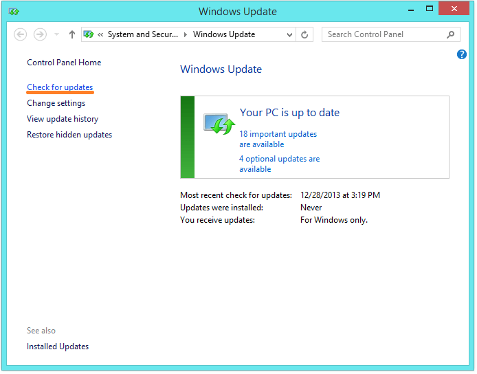 athwbx.sys - Windows update - check for updates -- Windows Wally