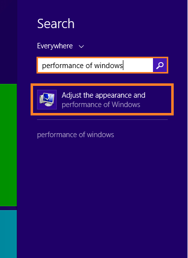 Windows 8 Faster - Metro - Performance of Windows -- Windows Wally