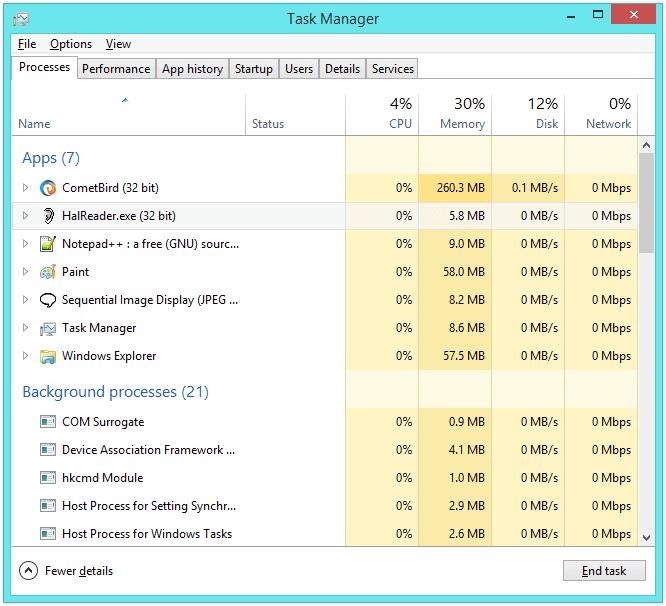 Keeps Freezing - Windows Task Manager - Full Interface -- Windows Wally