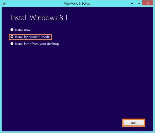 Windows 8.1 Upgrade - Downloading Windows 8.1 ISO 6 -- Windows Wally