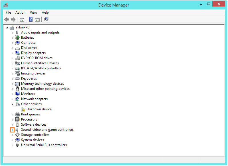 Kernel-Power 41 (63) - Device Manager - Sound, video and game controllers - Windows Wally