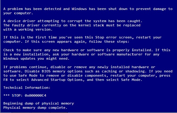 DEVICE_REFERENCE_COUNT_NOT_ZERO - Cover - BSoD -- Windows Wally