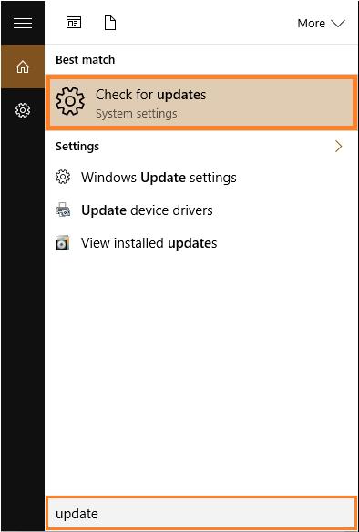 Clipboard - Windows 10 - Check for Updates - WindowsWally