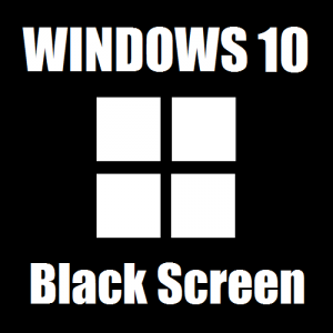 Windows 10 -- Black Screen - Featured - Windows Wally