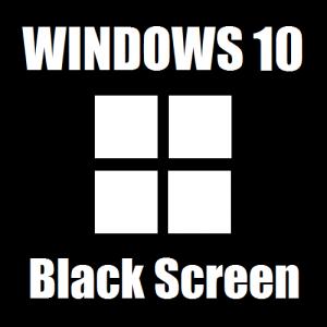 Windows 10 -- Black Screen - Featured - Windows Wally