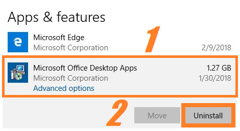 Signature Window - Outlook 2016 - Microsoft Office Desktop Apps -- Windows Wally